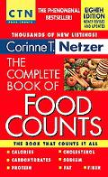 Complete Book of Food Counts, 8th Ed