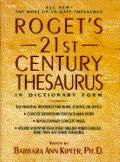 Roget's 21st Century - Princeton Language Institute - Hardcover