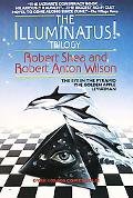 Illuminatus Trilogy The Eye in the Pyramid, the Golden Apple & Leviathan
