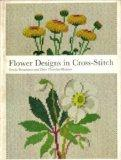 Flower Designs in Cross-Stitch