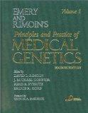Emery and Rimoin's Principles and Practice of Medical Genetics: 3-Volume Set, 4e