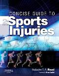 Concise Guide to Sports Injuries