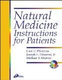 Natural Medicine Instructions for Patients, 1e