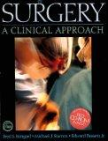 Surgery: A Clinical Approach, 1e