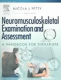 Neuromusculoskeletal Examination And Assessment A Handbook for Therapists