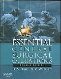 Essential General Surgical Operations