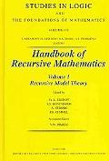 Handbook of Recursive Mathematics, Volume 2 Volume Set (Studies in Logic and the Foundations...