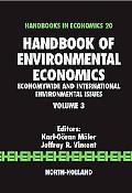 Handbook of Environmental Economics Economywide and Internationalenvironmental Issues