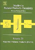 Studies In Natural Products Chemistry Bioactive Natural Products