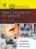 Pain in Neonates and Infants
