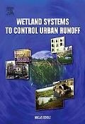 Wetland Systems to Control Urban Runoff