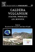 Caldera Volcanism: Analysis, Modelling and Response
