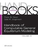Handbook of Computable General Equilibrium Modeling
