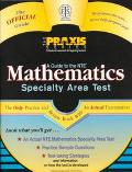 Guide to the NTE Mathematics Specialty Area Test