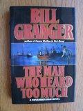 Man Who Heard Too Much: The Tenth November Man Novel