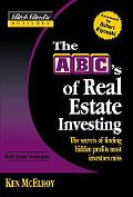 ABC's Of Real Estate Investing The Secrets Of Finding Hidden Profits Most Investors Miss