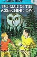 Clue of the Screeching Owl