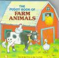 Pudgy Book of Farm Animals - Julie Durrell - Paperback