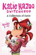 Collection of Katie: Books 1-4