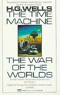 Time Machine & The War Of The Worlds