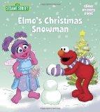 Elmo's Christmas Snowman (Sesame Street) (Sesame Street Board Books)