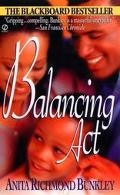 Balancing Act - Anita Richmond Richmond Bunkley - Mass Market Paperback - REPRINT