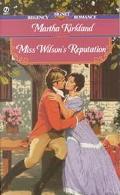 Miss Wilson's Reputation