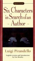 Six Characters in Search of an Author Methuen Student Edition
