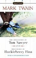 Adventures of Tom Sawyer and Adventures of Huckleberry Finn And, Adventures of Huckleberry Finn