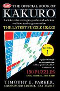 Official Book of Kakuro 150 Puzzles, Book 1