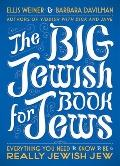 Big Jewish Book for Jews : Everything You Need to Know to Be a Really Jewish Jew
