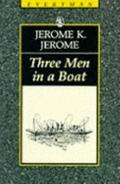 Three Men in a Boat - Jerome K. Jerome - Paperback