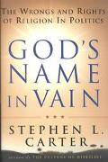 God's Name in Vain