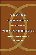 Why Marriage? The history shaping today's debate over gay equality