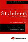 The Associated Press Stylebook