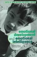 Emotional Development and Emotional Intelligence Educational Implications