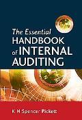 Essential Handbook of Internal Auditing