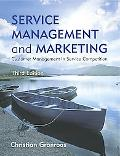 Service Management and Marketing Customer Management in Service Competition