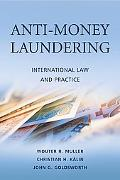 Anti-money Laundering International Law and Practice