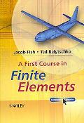 First Course in Finite Elements