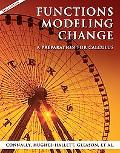 Functions Modeling Change A Preparation for Calculus, 2nd /texas