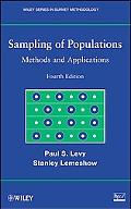 Sampling of Populations: Methods and Applications