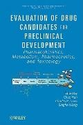 Evaluation of Drug Candidates for Preclinical Development: Pharmacokinetics, Metabolism, Pha...