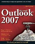 Outlook 2007 Bible