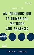 Introduction to Numerical Methods and Analysis