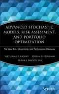 Advanced Stochastic Models, Risk Assessment, and Portfolio Optimization: The Ideal Risk, Unc...