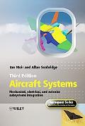Aircraft Systems: Mechanical, Electrical and Avionics Subsystems Integration (Aerospace Series)