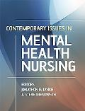 Contemporary Issues in Mentalhealth Nursing