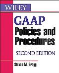GAAP Policies and Procedures