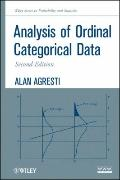 Analysis of Ordinal Categorical Data (Wiley Series in Probabi